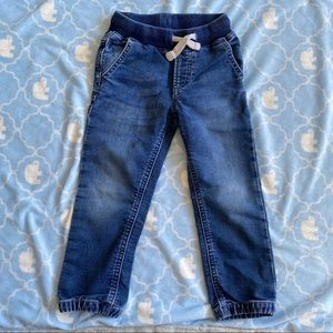 Baby Gap Jeans Boys Size 4 with straps